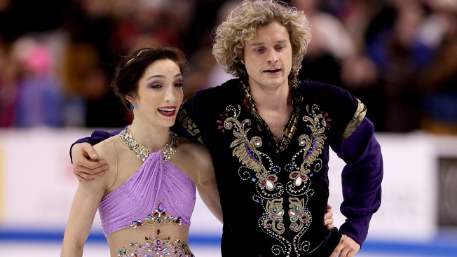 World Champ Ice Dancers Best US Gold Bet in Sochi