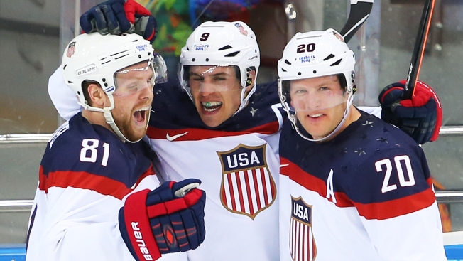 USA vs. Canada Olympic Hockey Semifinal: Tale of the Tape