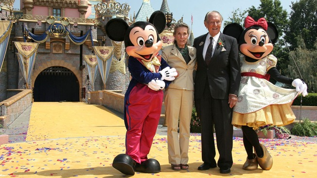 Walt Disney's Daughter Dies in Napa at Age 79