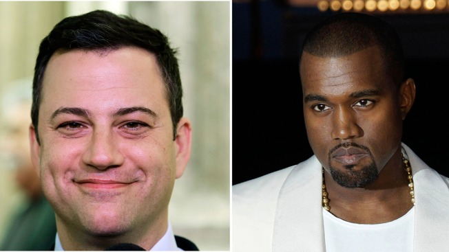 Kanye West to Appear on Jimmy Kimmel After Twitter Feud