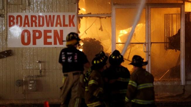 Boardwalk Fire Investigators Want Public's Pictures, Video