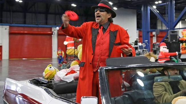 Meet Pancho Claus, The Tex-Mex Santa