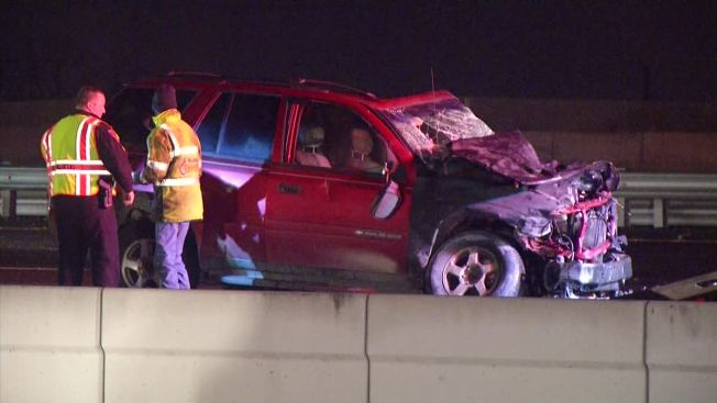 Man Ejected, Killed in Crash Along Icy Road