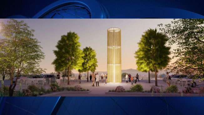 El Paso Walmart Unveils Plans for Permanent Memorial for Shooting Victims