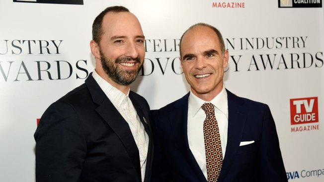 Tony Hale, Derek Hough Among Stars Honored for Advocacy Ahead of Emmys