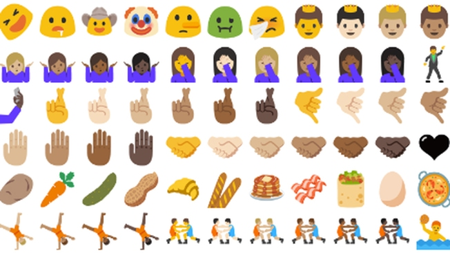 Break Out The Champagne Emoji 72 New Symbols Have Been Approved
