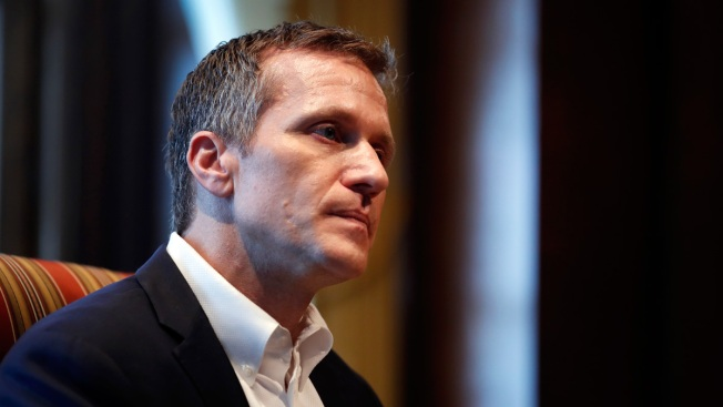 Missouri Legislature to Consider Impeaching Scandal-Hit Governor
