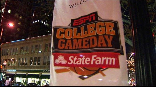 ESPN College GameDay Returning to Sundance Square This Season
