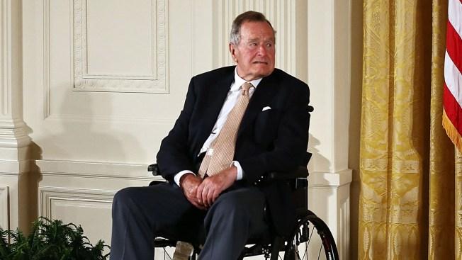 George H.W. Bush Celebrates 94th Birthday