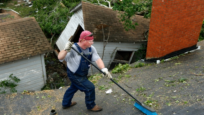 Van Tornado Blamed for Estimated $40 Million in Damage