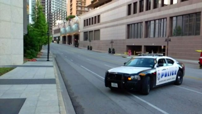 Bomb Threat Received at Dallas' Fairmont Hotel
