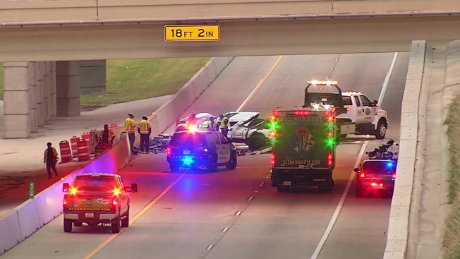 Texas 161 Reopened in Grand Prairie After Fatal Crash