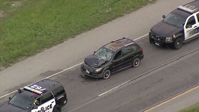 Woman Killed While Crossing Interstate 35W in Burleson Thursday