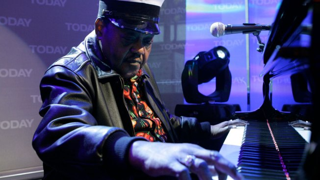 Fats Domino Stirred New Orleans Flavor Into Rock 'n' Roll