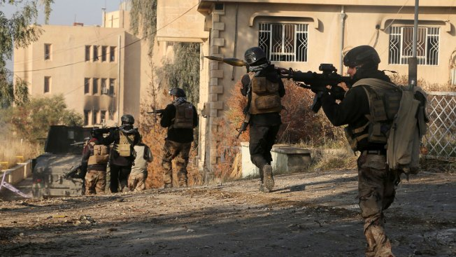 Iraq Makes Swift Territorial Gains Against IS in Mosul