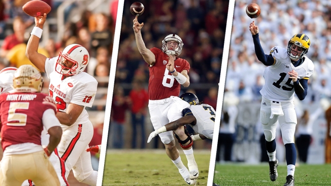 Scouting the NFL Draft: Fits at Quarterback