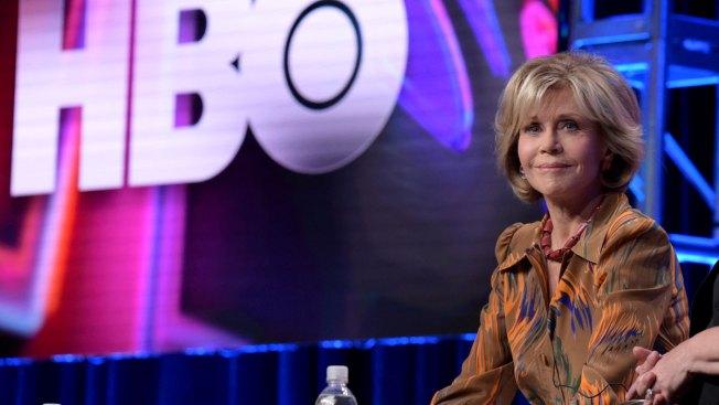 Jane Fonda Looks Ahead to '9 to 5' Sequel, Back to Vietnam
