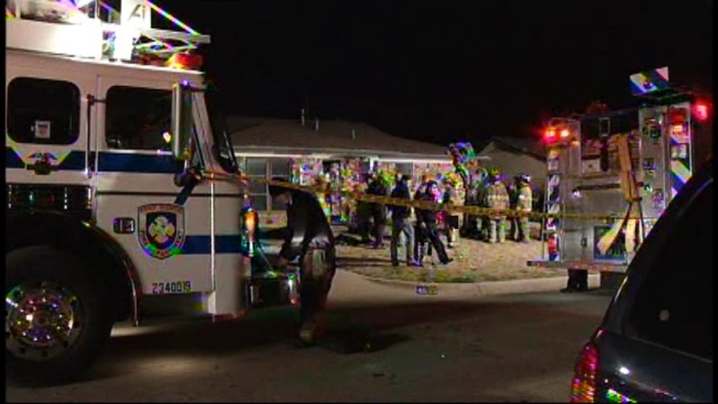 Arson Kills Two Men in Fort Worth