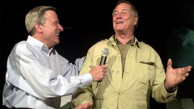 Jim Fowler, Former Host of 'Wild Kingdom,' Dies at 89