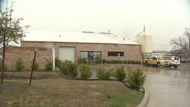 Brewery Blast Injures Two People