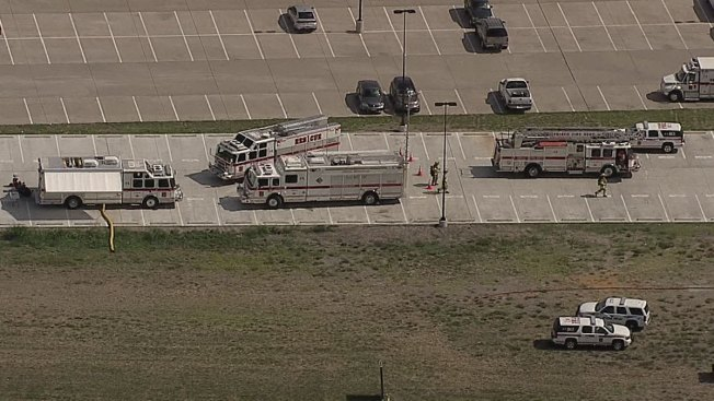 Gas Leak Prompts Frisco Square Evacuation