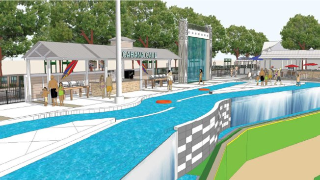 RoughRiders' Pool Likely the Largest in Pro Sports