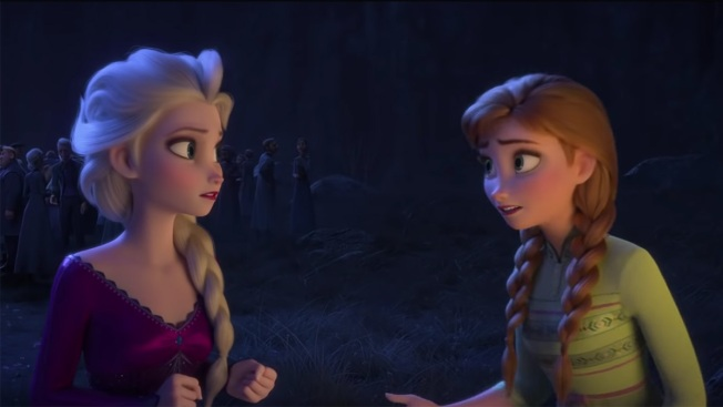 Kristen Bell Shares Clip of New Song From 'Frozen 2' — Hear it Now