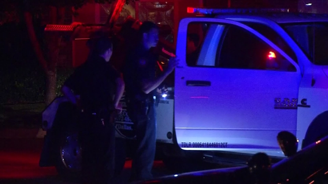 Security Guard Shoots Twice at Tow Truck: Fort Worth Police