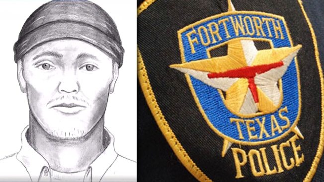 Fort Worth Police Continue Search for Sexual Assault Suspect