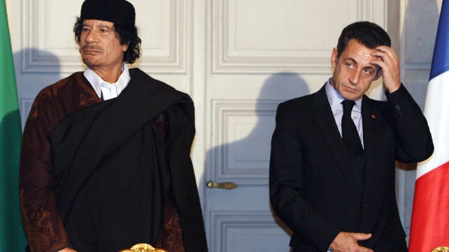 France: Ex-President Sarkozy Charged Over Libyan Money Claims