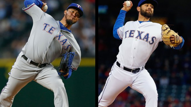 Rangers Sending Hitters to Mound in Arizona