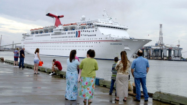 Carnival Ships To Swap Galveston New Orleans Home Ports NBC - New orleans cruise ship terminal