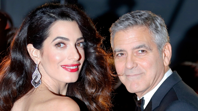 George Clooney Threatens Prosecution Against Magazine That Published Baby Pics