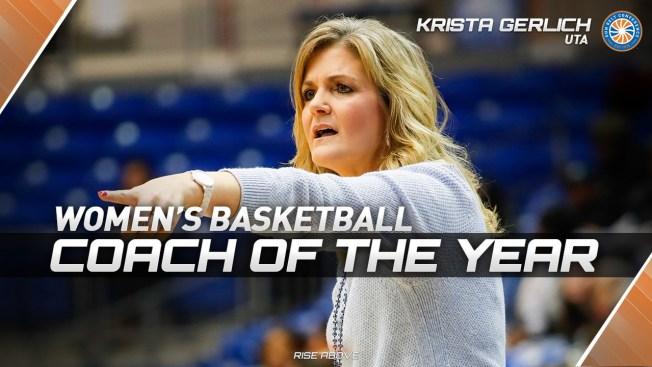 Sun Belt Announces All-Sun Belt Women's Basketball Team, UTA Honored