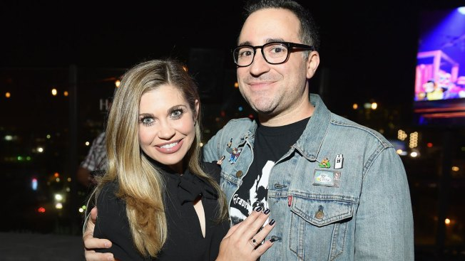 'Boy Meets World Star' Danielle Fishel Weds Beau Jensen Karp