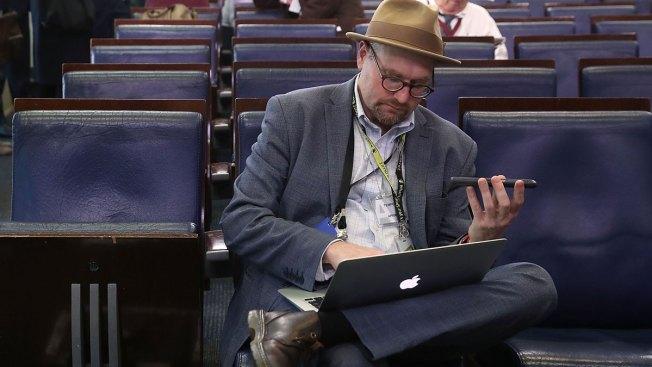 New York Times Reporter Glenn Thrush Suspended for Harassment Probe