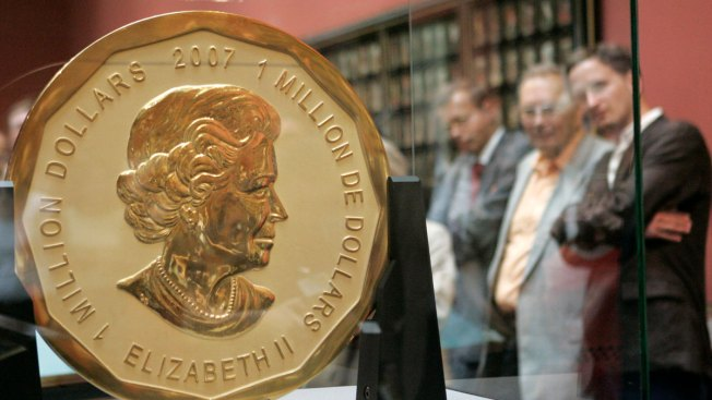 German Police Arrest 4 in Brazen Gold Coin Heist in Berlin