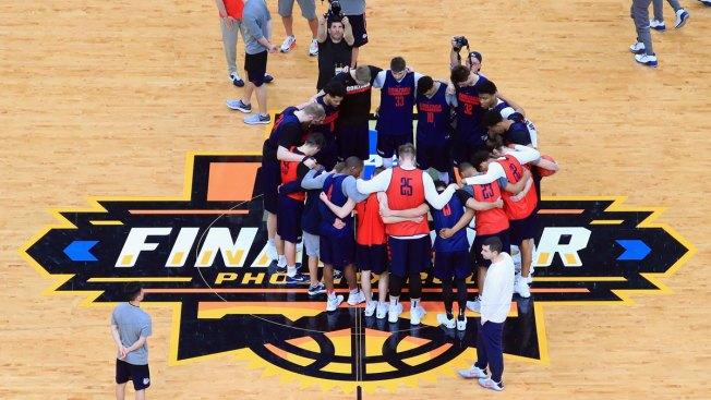 Gonzaga, N Carolina Feature Beastly Bigs in NCAA Title Game