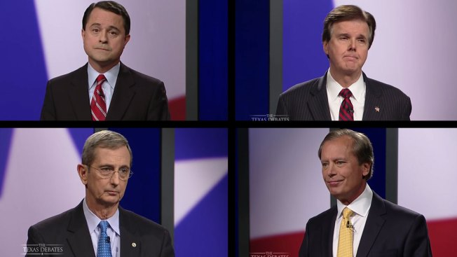 GOP Lt. Gov. Candidates Meet in Televised Debate