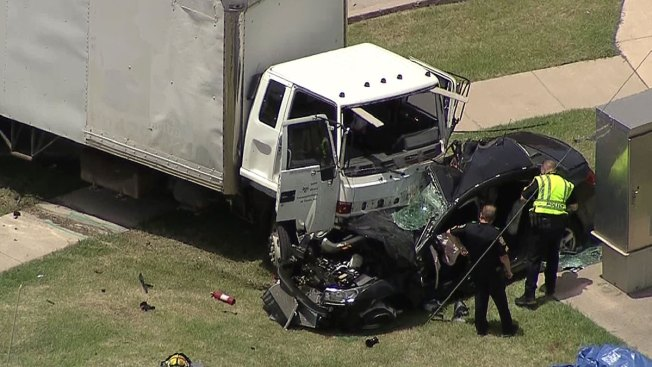 Deadly Crash in Grand Prairie