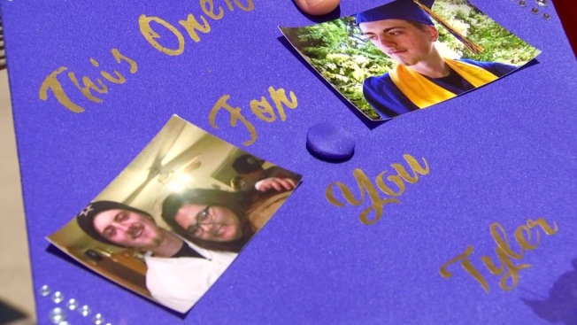 High School Senior At Odds With School Over Graduation Cap