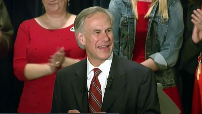 Abbott Shifts to Schools in Texas Governor's Race