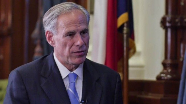 Texas Gov. Greg Abbott Joins 'Get Out the Vote' Event  Tuesday in Irving