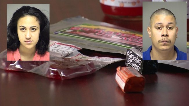 Two Arrested For Edible Marijuana Treats