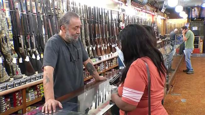 Record-Breaking Black Friday Gun Checks Driven by Big Sales, Fear