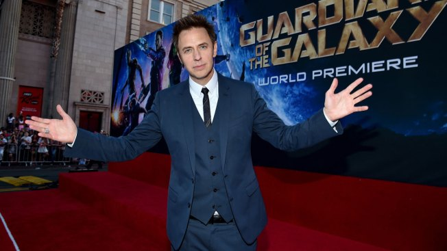 Gunn, Fired From 'Guardians,' to Write New 'Suicide Squad'