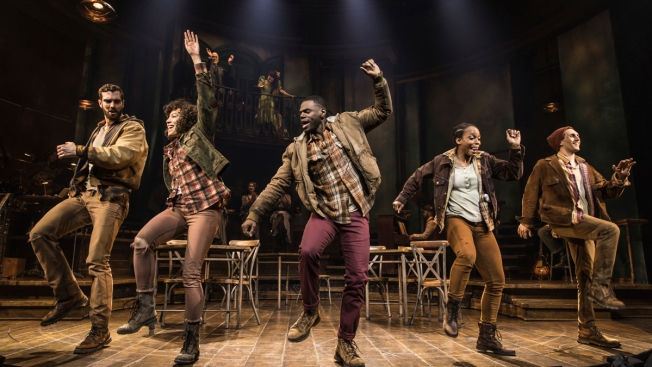 'Hadestown' Leads Tony Award Nominations With 14 Nods