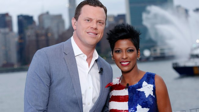 "Willie Geist and Tamron Hall on Importance of Global Citizen Festival: ""It Offers Optimism and Action"""