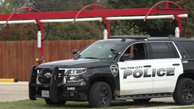 Standoff Following Haltom City Robbery - NBC 5 Dallas-Fort Worth