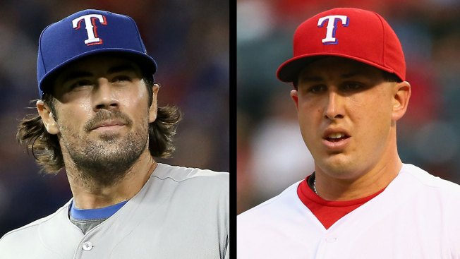 Rangers Hope Hamels Can Groom Holland